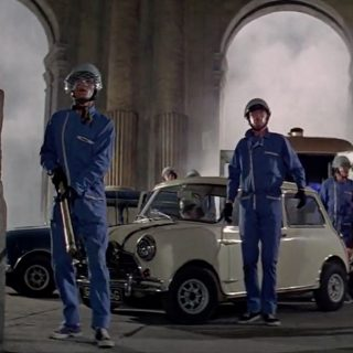 4 Scenes That Will Make You Want To Watch The Italian Job Again