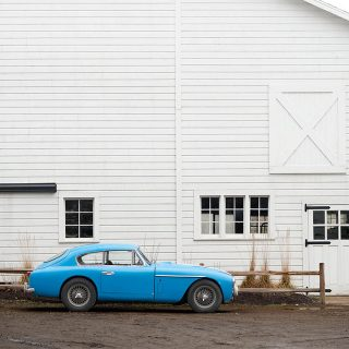 This Piece Of Aston Martin History Is Beautifully Unrestored
