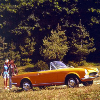 These Vintage Films Will Make You Fall In Love With The Fiat 124's History
