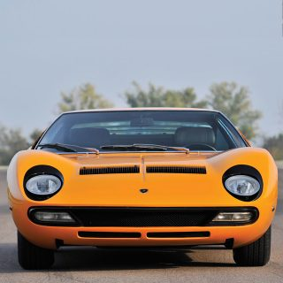 The Closest You'll Get To Buying A New Lamborghini Miura