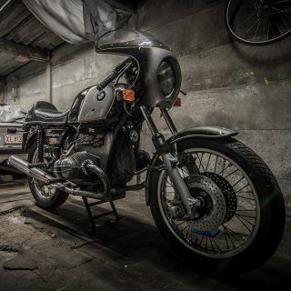 Here's How A BMW R90S Became Part Of The Family