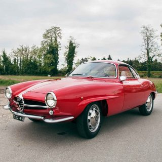 These Are The Simple Joys Of Touring In A Vintage Alfa Romeo
