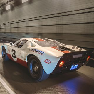 This Ford GT40 Replica Was Born To Tear It Up Tastefully