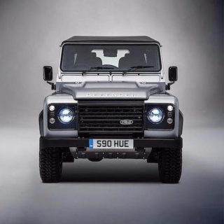 Will You Be Bidding On The 2 Millionth Land Rover Defender?