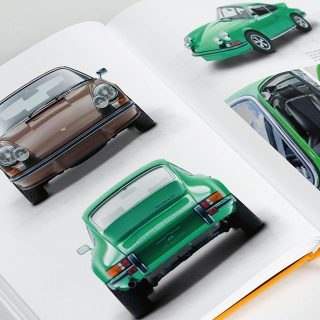 This Is The Ultimate Book On The Ultimate Vintage 911