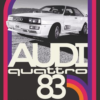 Audi Made Awesome Posters For Its Biggest Fans