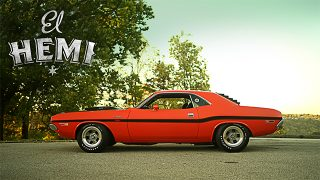 El Hemi Is One Family's Stunning, Surviving Muscle Car