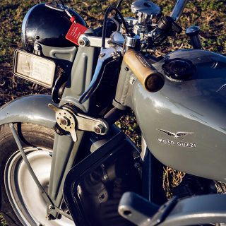 This Moto Guzzi May Be The Most Tasteful Truck