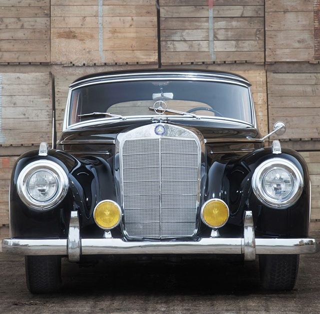 Mercedes Benz Classic Cars For Sale South Africa: This Mercedes-Benz 300 Sc Is Old School Luxury For