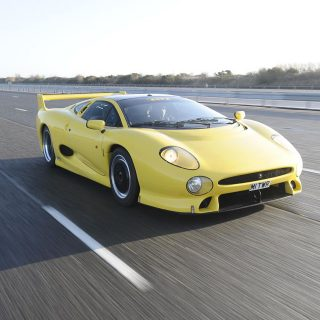 These Jaguar XJ220s Were Not Driven Tastefully