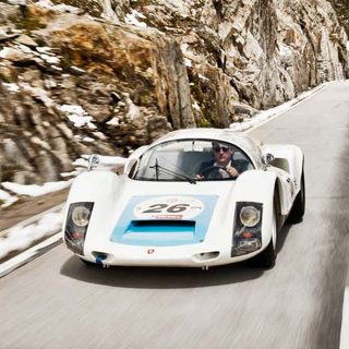 A Pack of Porsches Tackles 14 Alpine Passes In One Weekend