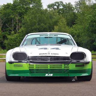 This Is The Story Of Jaguar's Awesome Group 44 XJS