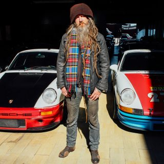 Magnus Walker On All Cars (Not Just Porsche), Life, The Universe & Everything