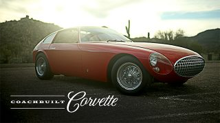This Stunning Coachbuilt Corvette Is The American Dream