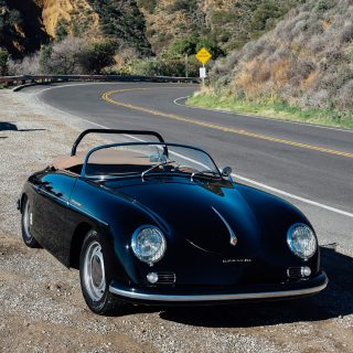 Driving A Perfectly Tuned Speedster Is One Of Life's Great Pleasures