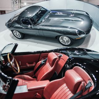 Why Can't All Events Be Like The London Classic Car Show?