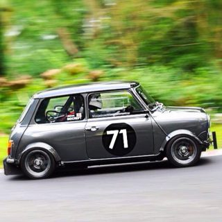 This Is An Austin Mini That Will Shake You To Bits