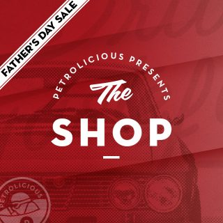 Take Advantage Of The Petrolicious Shop's Early Father's Day Sale