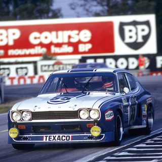 Ford's World-Beating Touring Cars Were Simply Menacing
