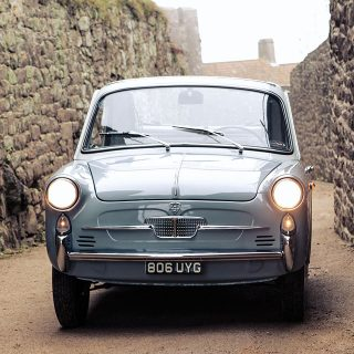 This Delightful Autobianchi Is Really An Even Better Fiat 500