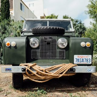 Street Find: This Series II Is The Low Key King Of Malibu