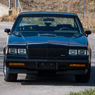 This Buick Grand National Could Be Your Wolf In Sheep's Clothing