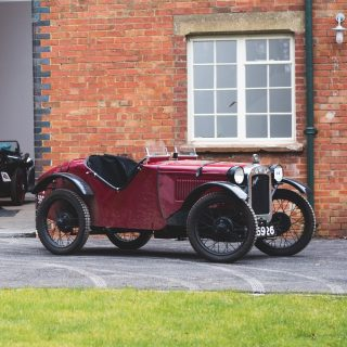 A Stroll Through Bicester Heritage Is An Experience In Time Travel