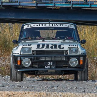 This Renault Rally Champion Could Be Your Very Own Firecracker