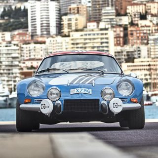 Are You And Your Garage Ready For This Alpine A110 Group 4 Champion?
