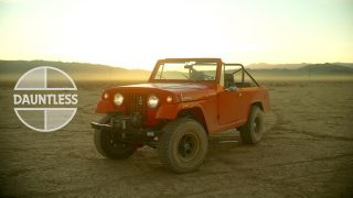 This Jeepster Commando Is Dauntless