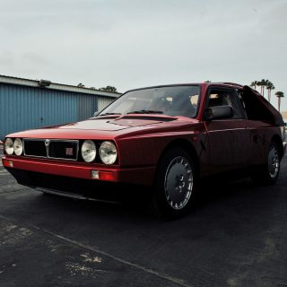 This Is What It's Like To Own A Lancia S4 Stradale