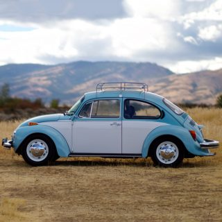 This Volkswagen Super Beetle Has Been In The Family Since New