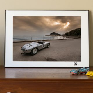 Limited Edition Porsche 718 RS60 Print Now In The Petrolicious Shop