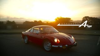 This Dinalpin A110 Moves With A Gorgeous Anger