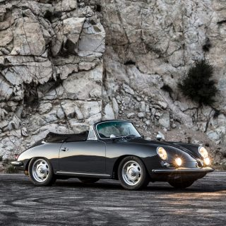 This Porsche 356 Used To Be A Theatre's 'Greased Lightning' Prop