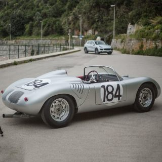 Infographic: Everything That Went Into Our Porsche 718 Film With Derek Bell