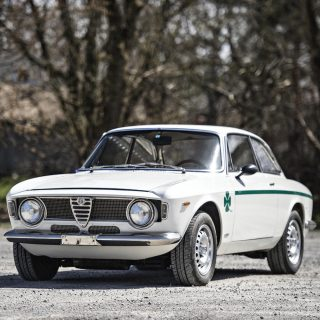 Here's Your Chance To Own One Of The Last Alfa Romeo GTAs Built