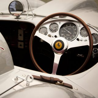 Which Classic Car Was Fitted With The Best Steering Wheel?