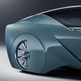 What Do You Think Of The Rolls-Royce 103EX?