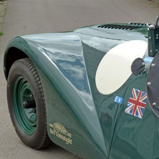 The Connaught L2 Is The Quintessential British Racer You've Never Heard Of