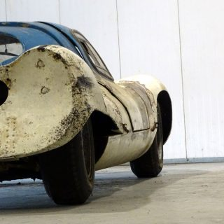 Here's One For The Brave: A Barn Find Costin Nathan Prototype Sports Racer