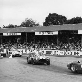 There Was No Place On Earth Like Goodwood In Period
