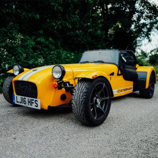 This Is What It's Like To Drive The Caterham 270R