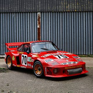 Will This Paul Newman-Raced Porsche 935 Be A Monterey Auction Star?