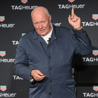 A Conversation With Tag Heuer and Hublot CEO Jean Claude Biver