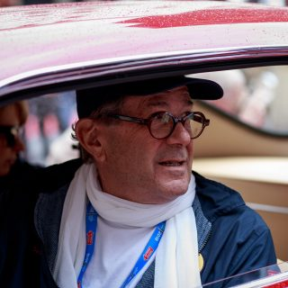 Here's What The Mille Miglia Is Like From The Driver's Seat Of An Alfa Romeo 1900 Touring Superleggera