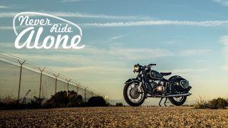 This BMW R60 Never Rides Alone
