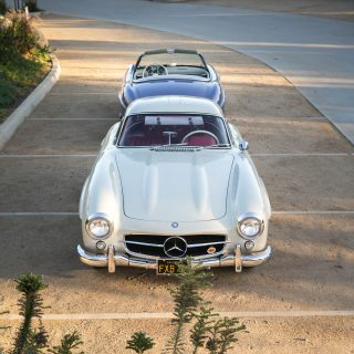 What's It Like To Specialize In Restoring The Mighty Mercedes-Benz 300SL?