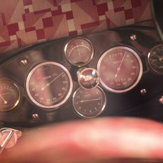 Which Classic Car Had The Prettiest Gauges?