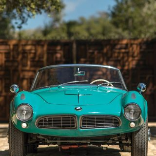 Will This BMW 507 Roadster Become A Monterey Auction Star?